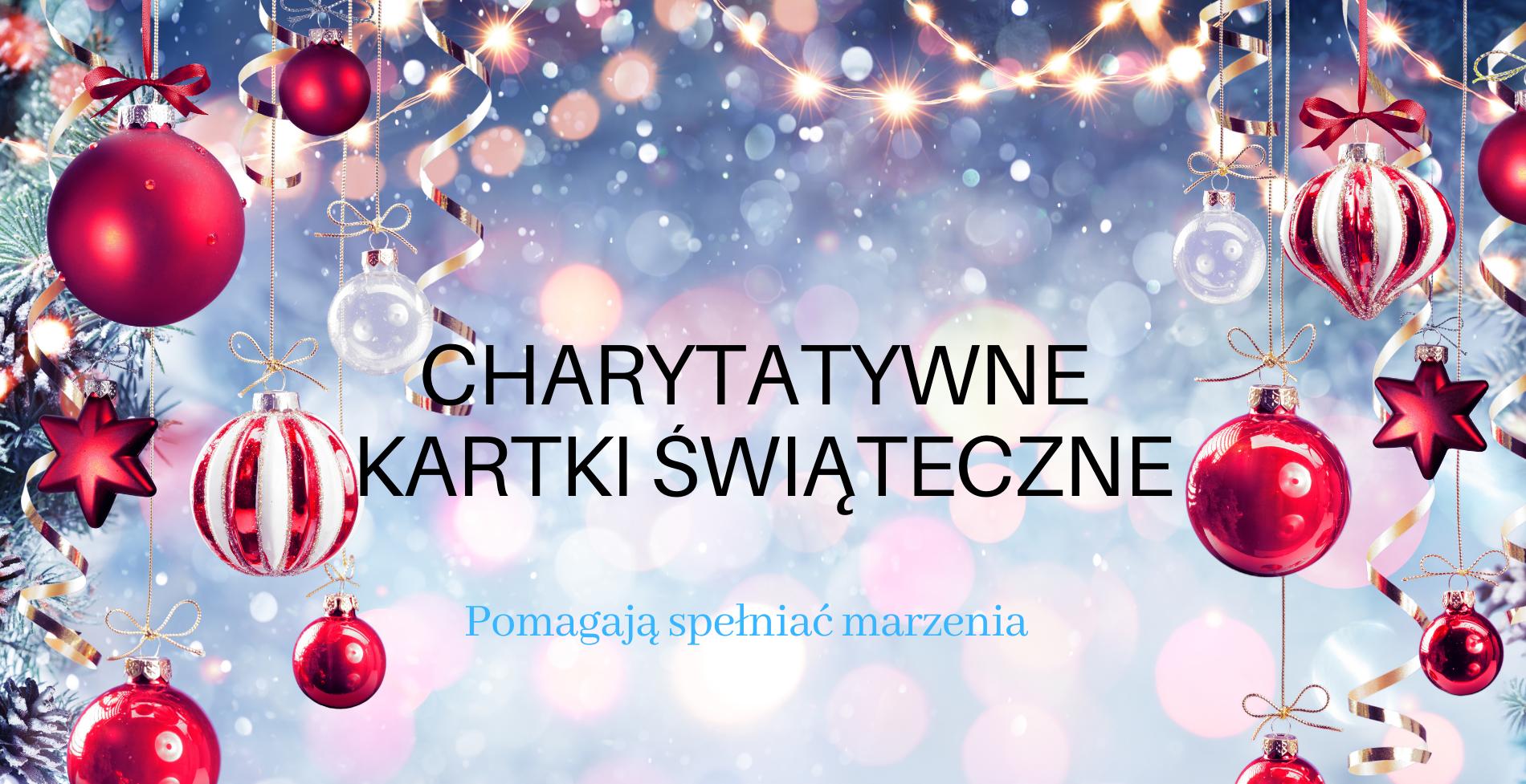 Charytatywne kartki świąteczne – slajder